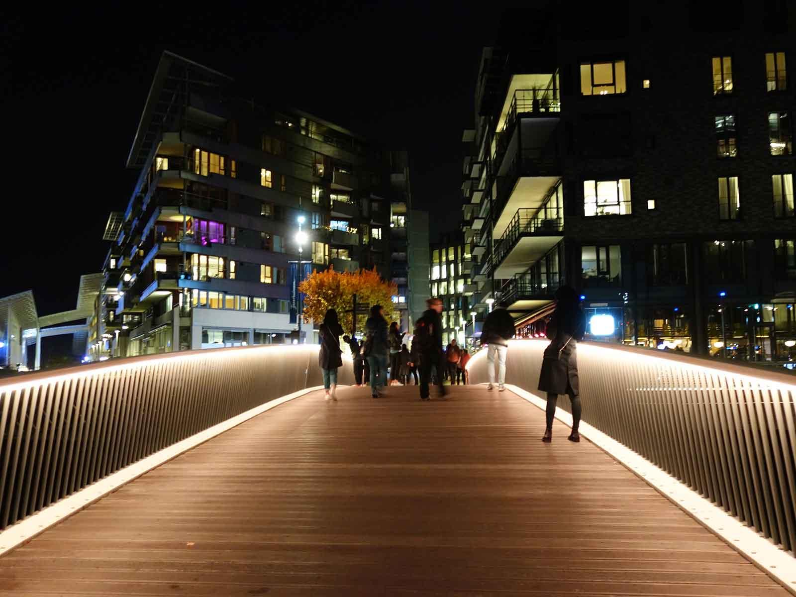 Büroausflug 2018, Oslo, Tjuvholmen