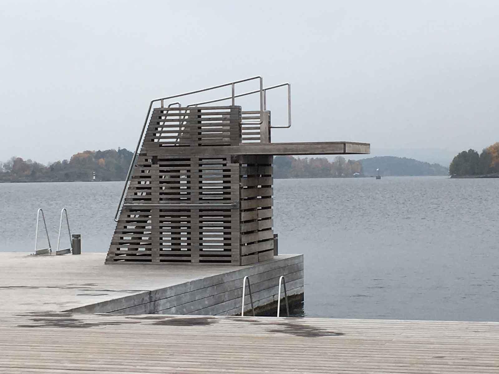 Büroausflug 2018, Oslo, Sörenga