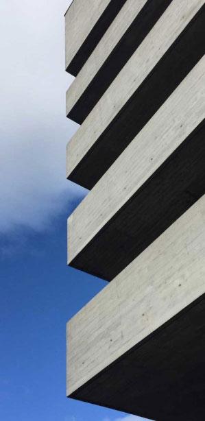 Fertigstellung Betonsanierung Fassade Sanierung Alters- und Pflegeheim, Biel