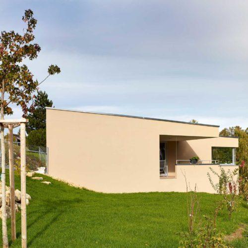 Neubau Wohnhaus Lindenweg Magglingen