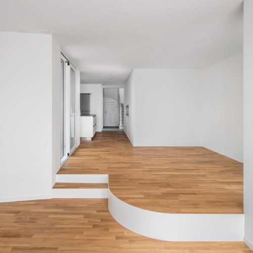 Umbau und Erweiterung Wohnhaus Beundenweg