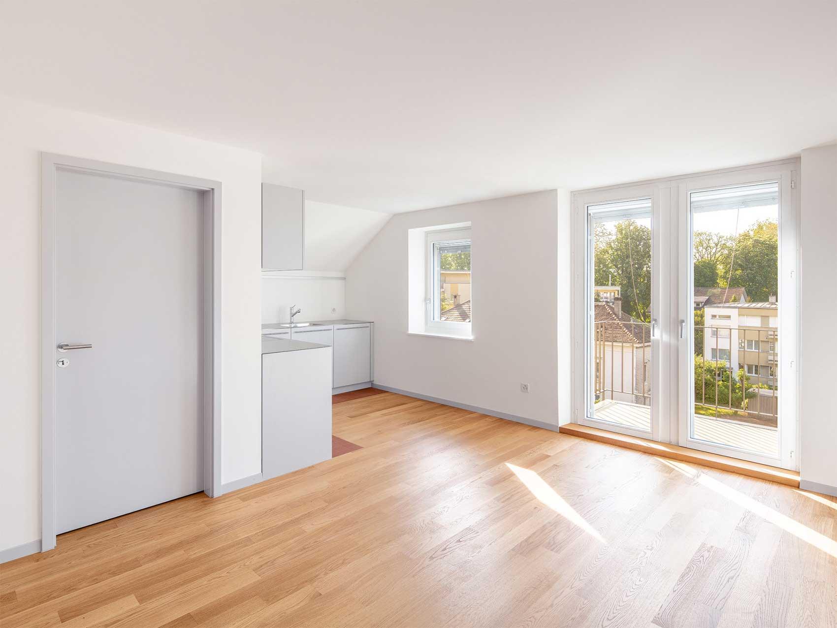Wohnen Sanierung Wohnung Elfenaustrasse