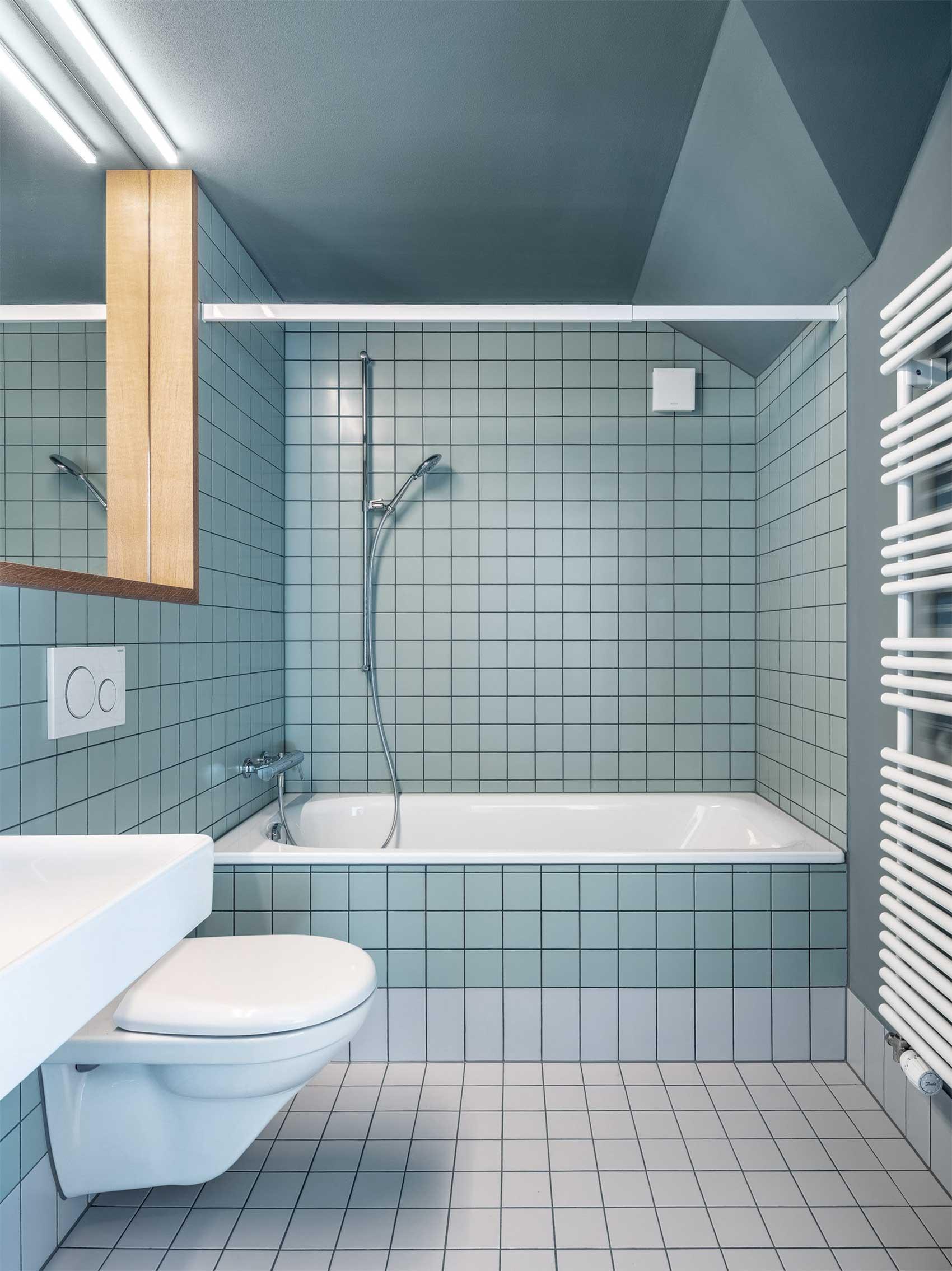 Bad Sanierung Wohnung Elfenaustrasse