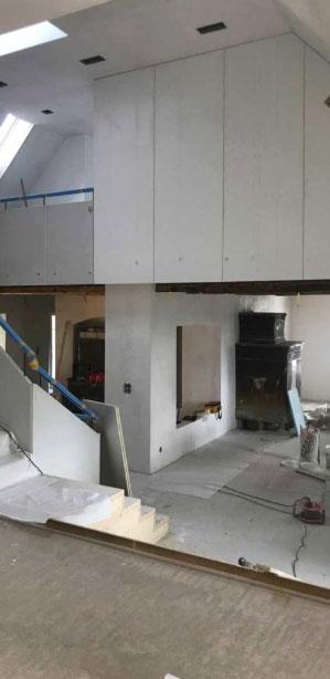 Ausbau Wohnhaus Hauptstrasse, Magglingen
