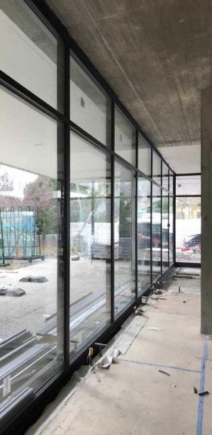 Fassadenerweiterung Sanierung Alters- und Pflegeheim, Biel