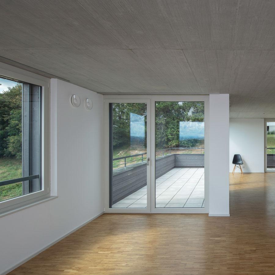 Fertigstellung Wohnüberbauung im Eichhölzli, Biel