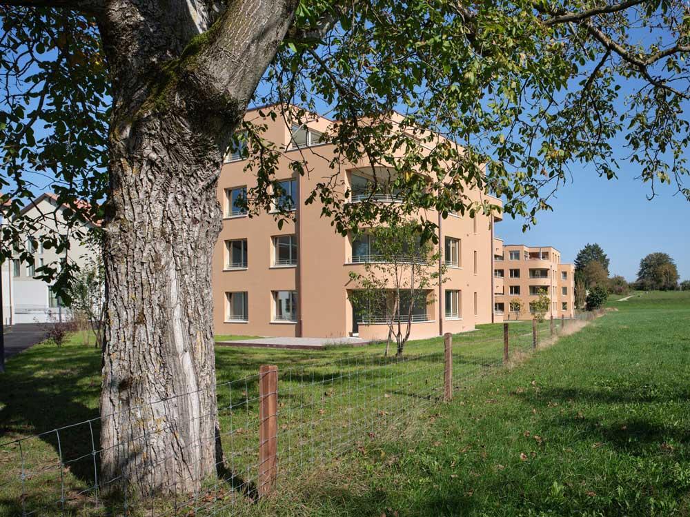 Überbauung Dorfzentrum Orpund