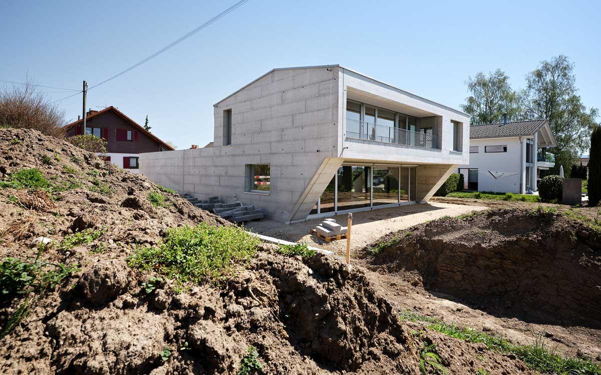 Wohnhaus Walperswil