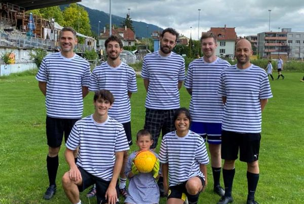 Allstar Fussballturnier