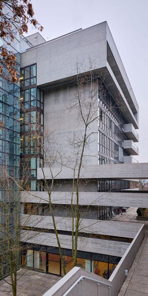 Fassaden- und Betonsanierung Altersheim Redernweg