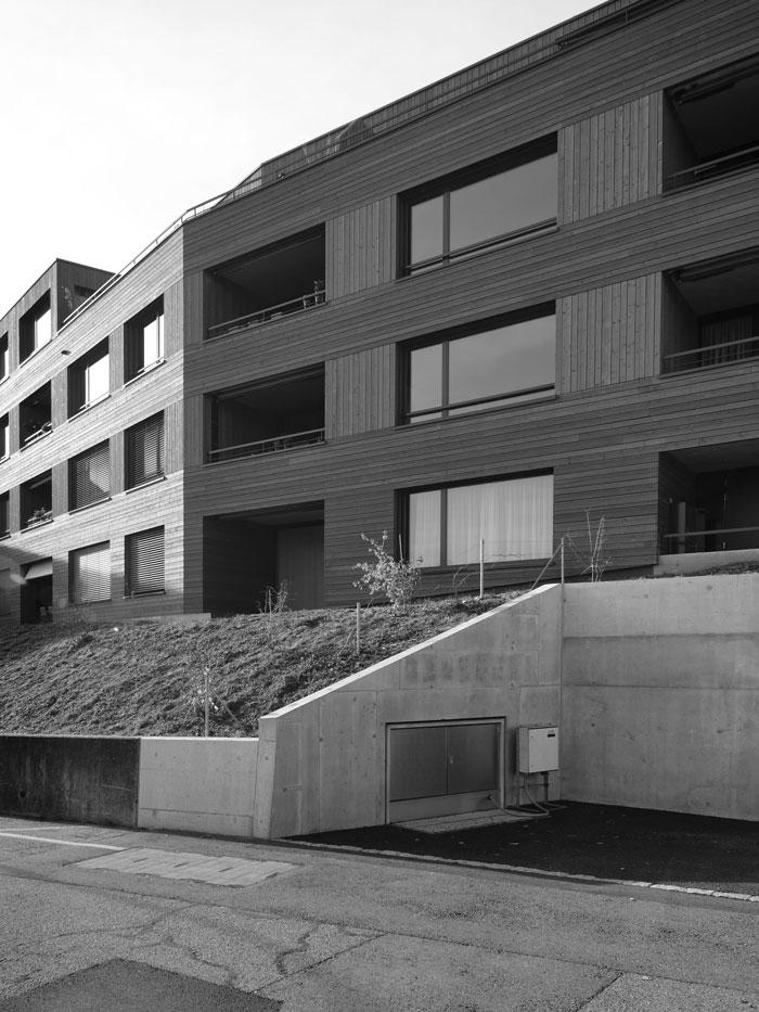 Wohnüberbauung Im Eichhölzli, Biel