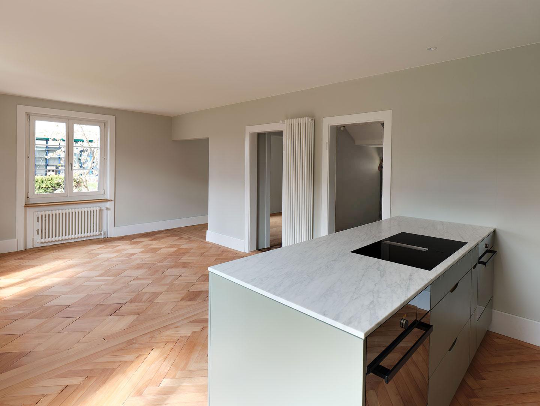 Wohnhaus Beundenweg, Biel