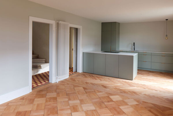 Wohnhaus Beundenweg, Biel BLOG