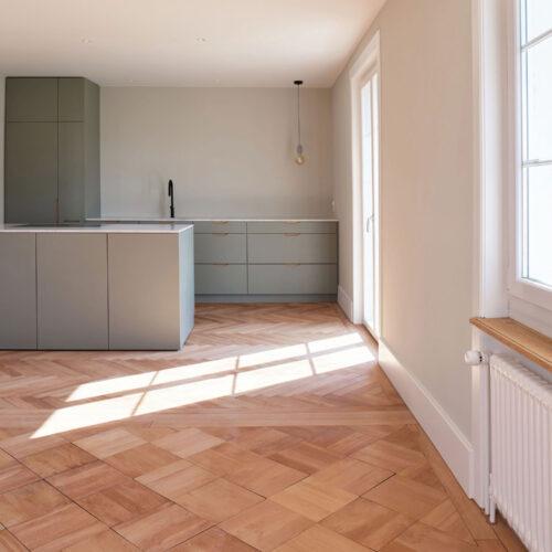 Wohnhaus Beundenweg, Biel HEADER